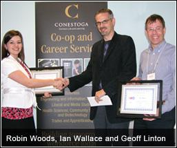 Robin Woods, Ian Wallace & Geoff Linton