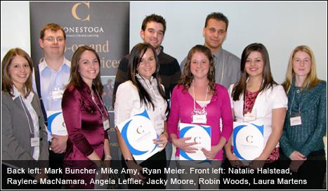 Award Winners, Group Shot