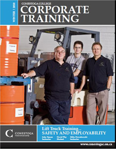 Lift Truck Training...Safety And Employability