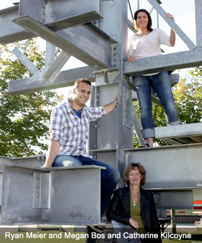 Architecture Students Pursuing Masters in Calgary