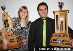 Kerri Lantz and Jason Smith