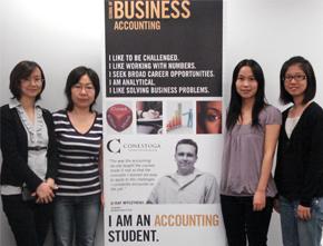 Conestoga Accounting Team - E-Company