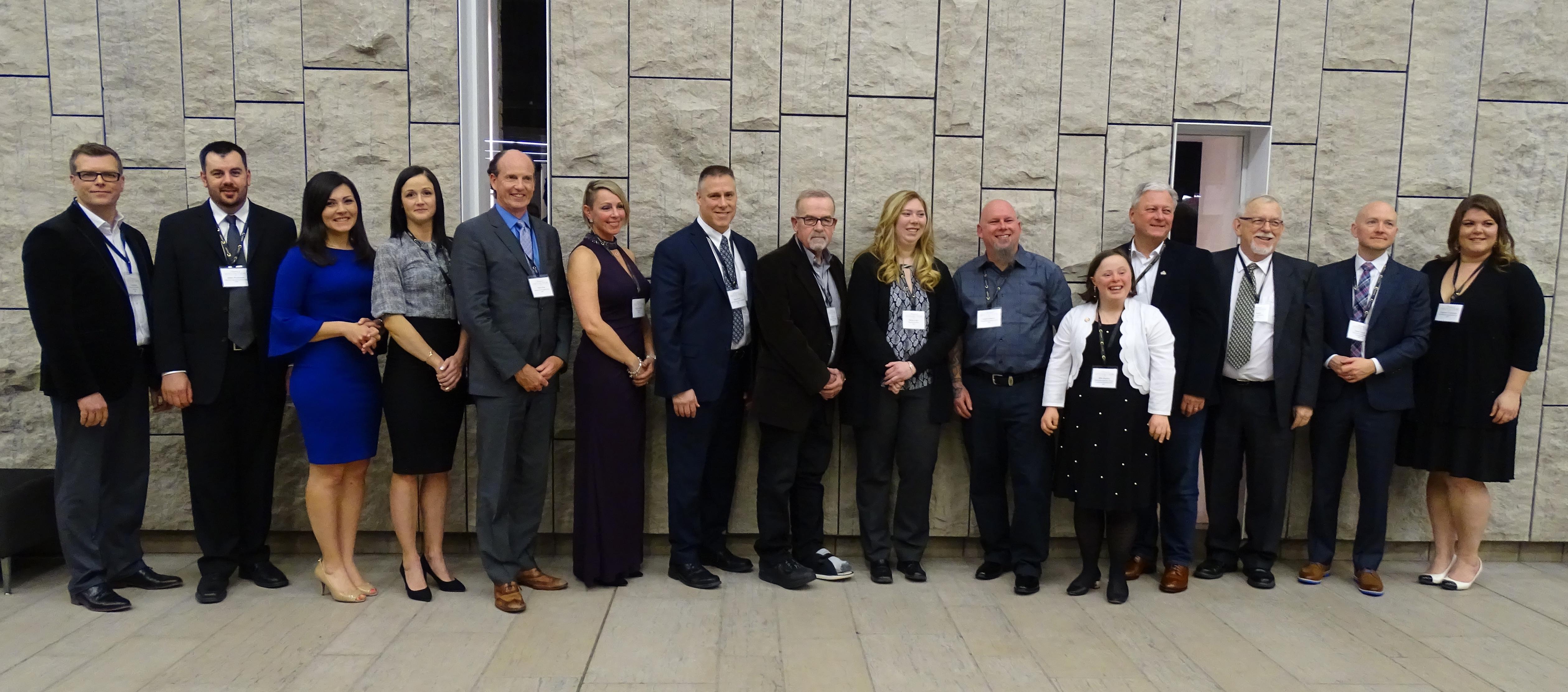 Conestoga College - Alumni of Distinction 2017.JPG