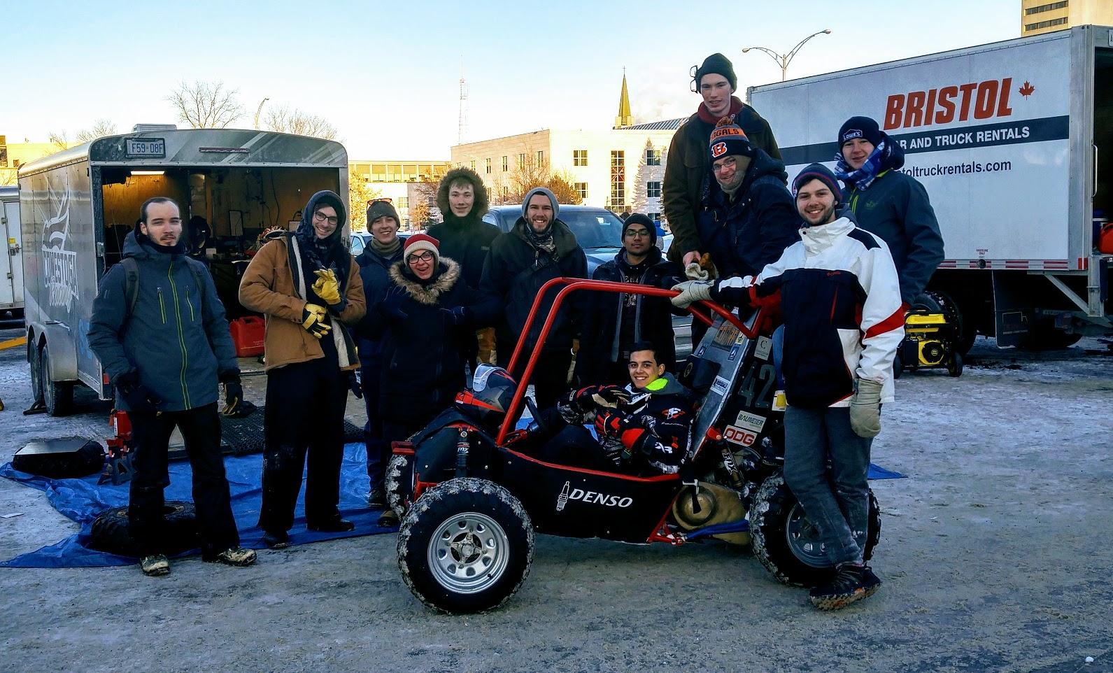 Conestoga College - Baja team - 2018.jpg