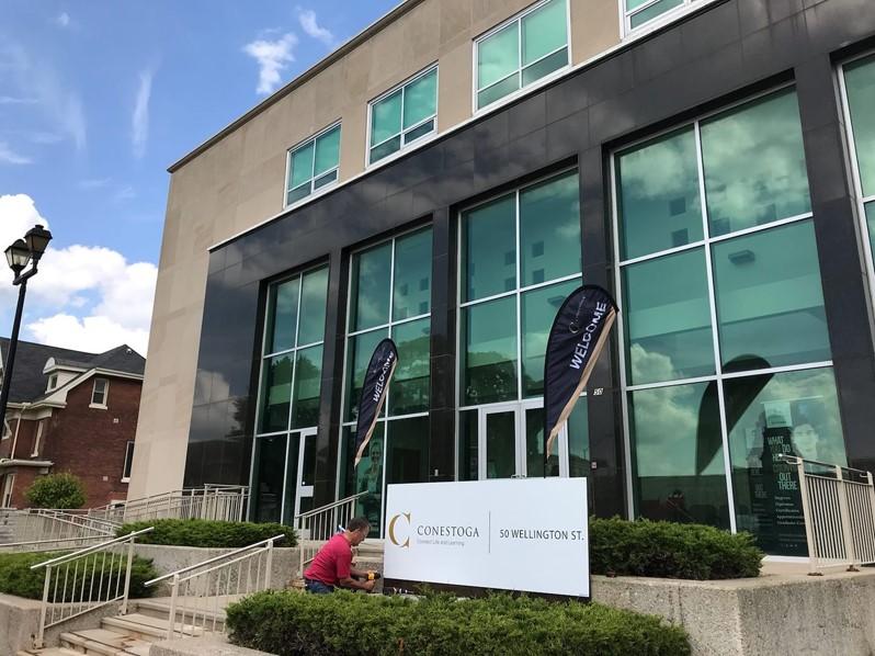 Conestoga College - Brantford campus 2019.jpg
