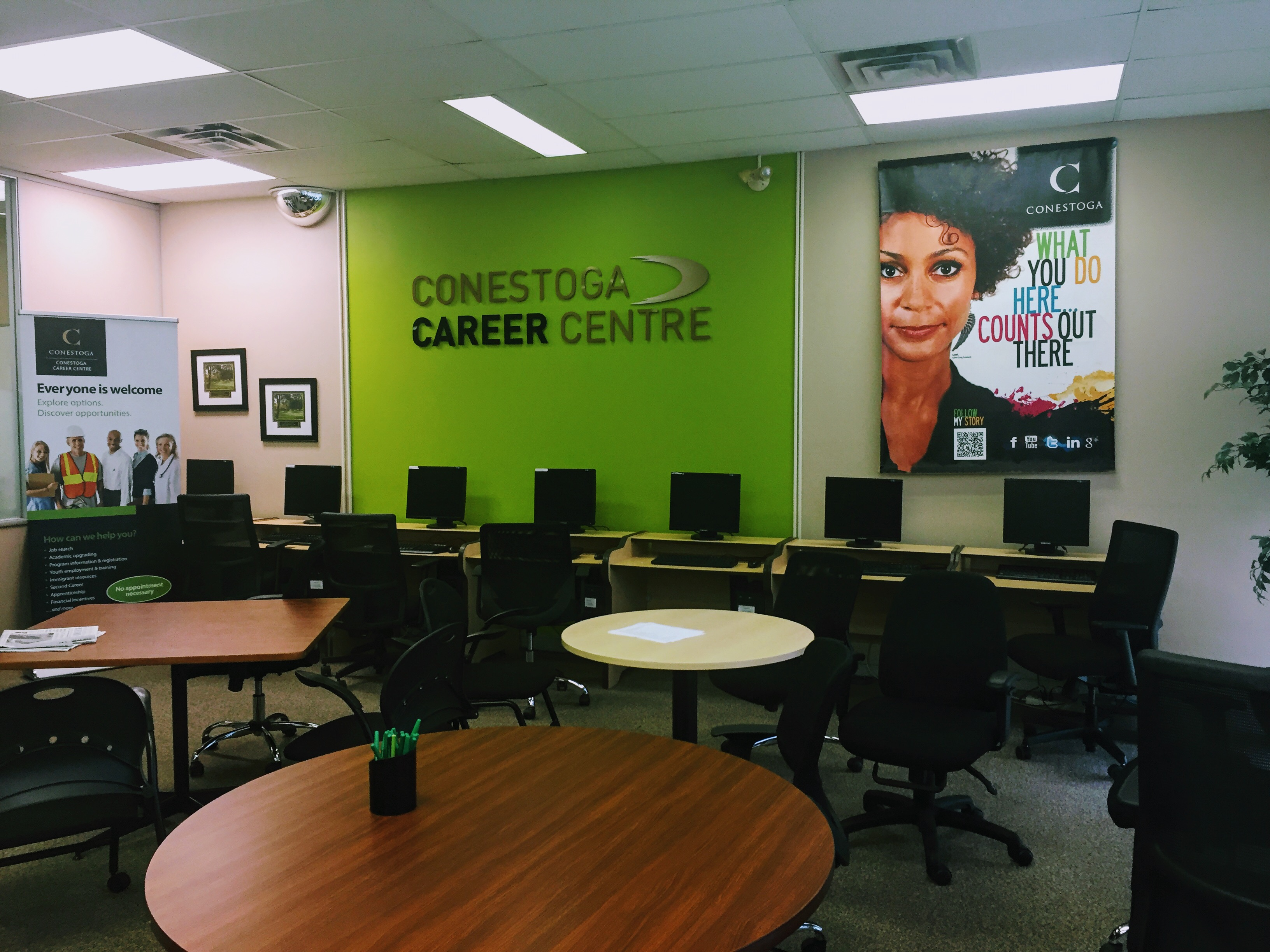 Conestoga College - Career Centre.JPG
