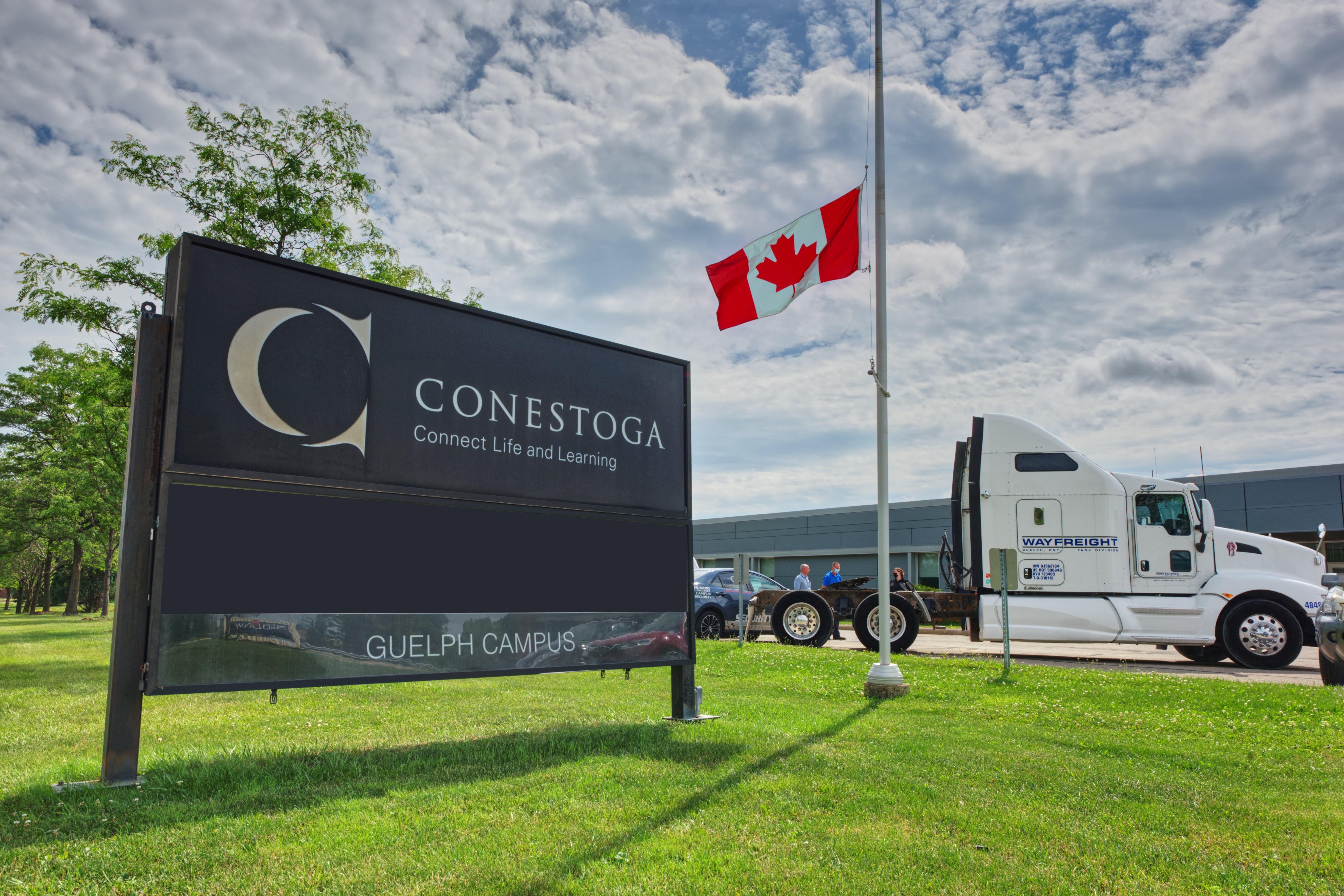Conestoga College - Wayfreight truck.jpg