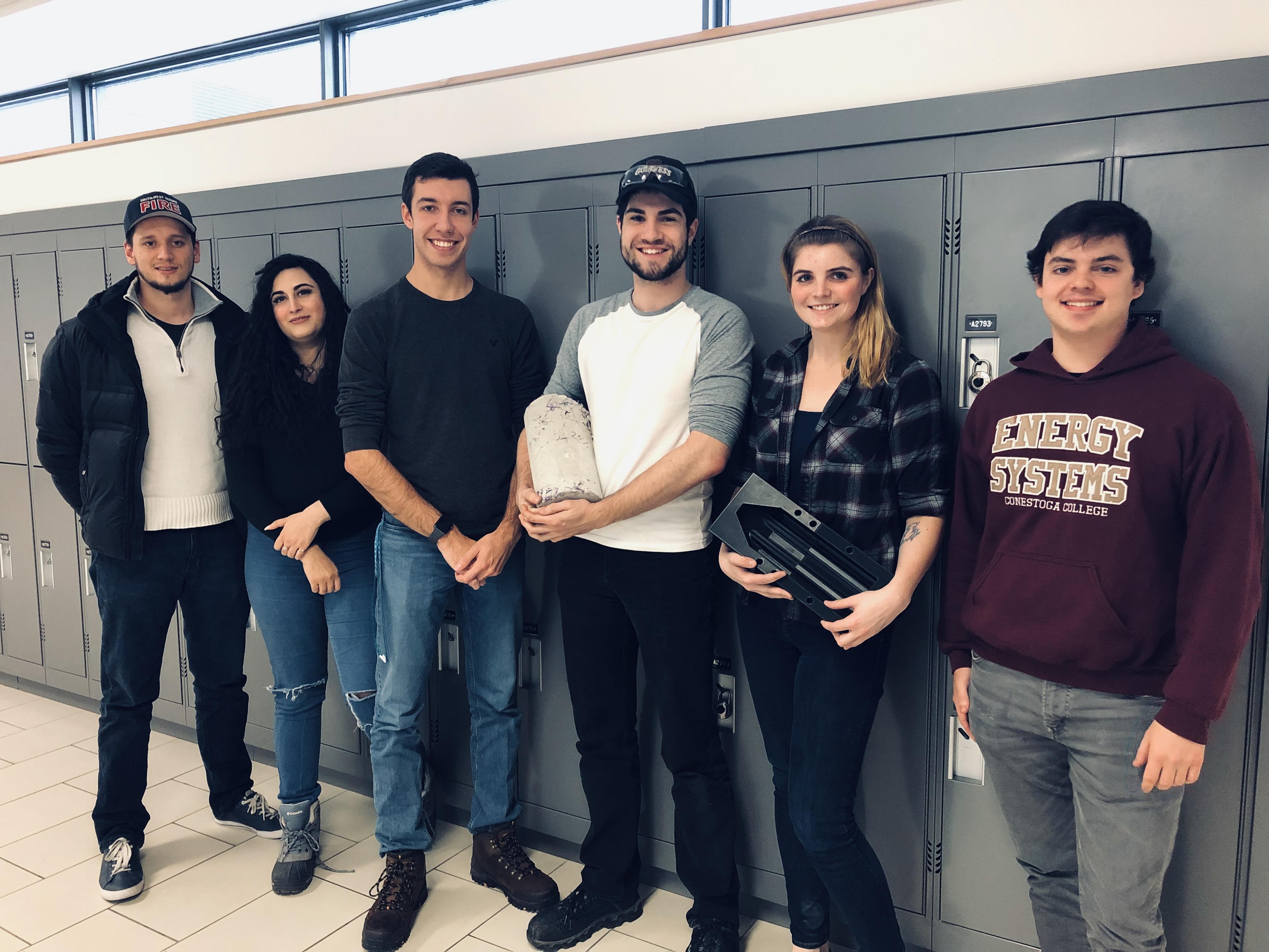 Conestoga College_2019 GNCTR team.jpg
