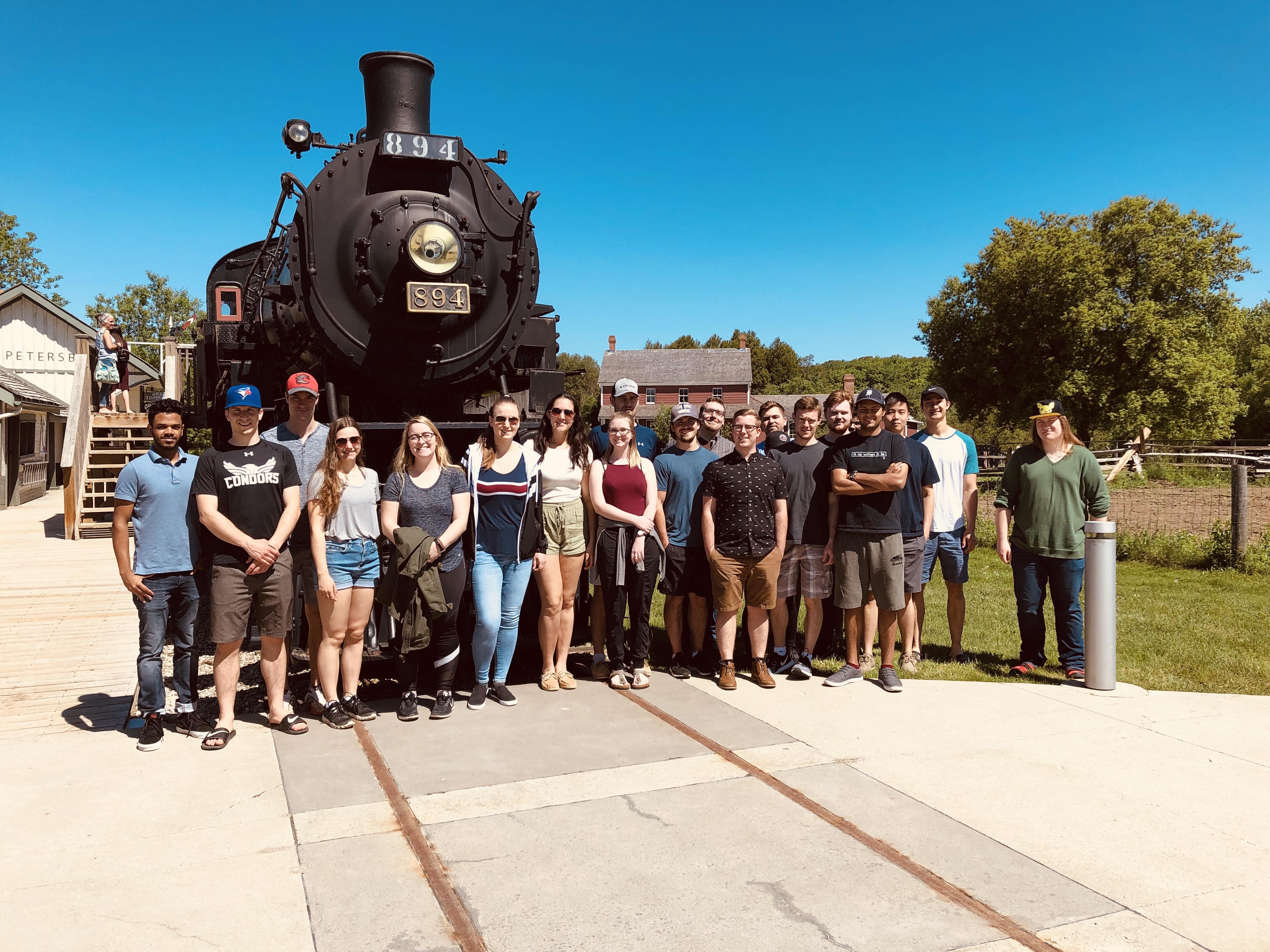 Conestoga College_APFM students at Ken Seiliing Museum_2019.jpg