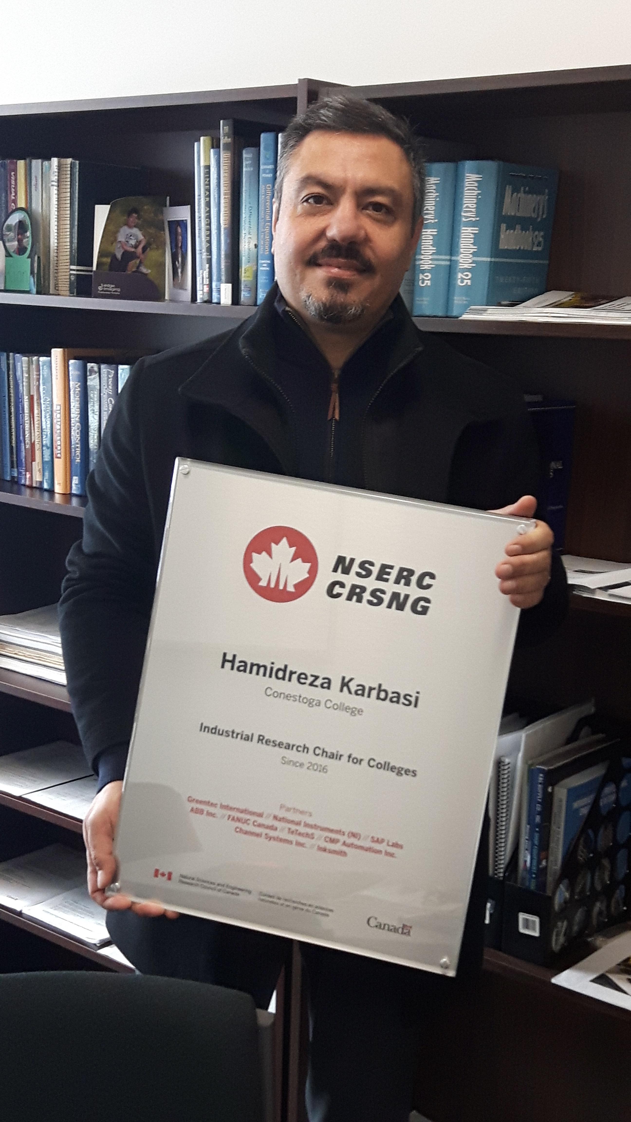 Hamid Karbasi NSERC.jpg